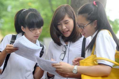 Hôm nay, học sinh Hà Nội thi thử kỳ thi THPT quốc gia 2016