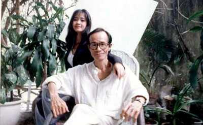 Hồng Nhung và Trịnh Công Sơn đã tạo thành mối nhân duyên đẹp.