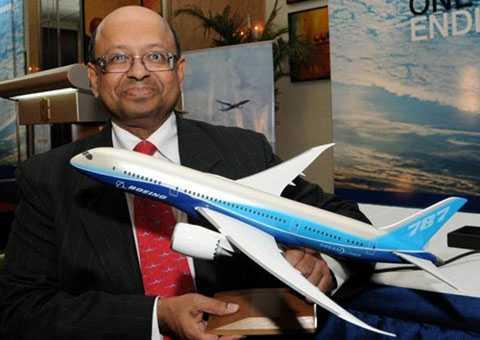 Ông Dinesh Keskar - Phó chủ tịch cấp cao   phụ trách Kinh doanh tại khu vực Châu Á - Thái Bình Dương và Ấn Độ. Ảnh:   Hindu Business Line