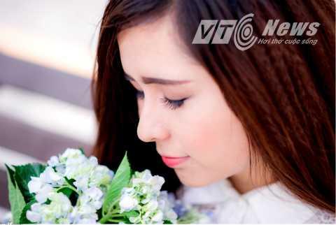 Sở thích của hoa khôi Khánh Linh: