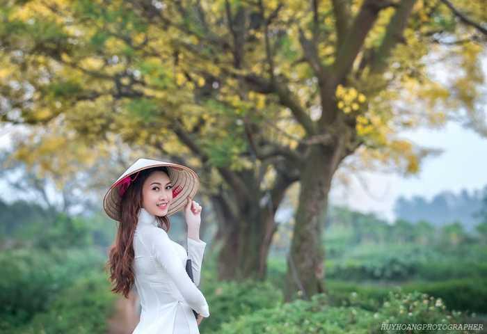Hot girl Nguyễn Ngọc Yến.