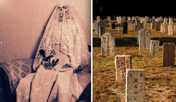 Để tổ chức được một đám cưới ma thành công, điều kiện tiên quyết là phải có xác cô dâu