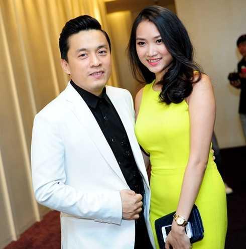 Vợ chồng Lam Trường.