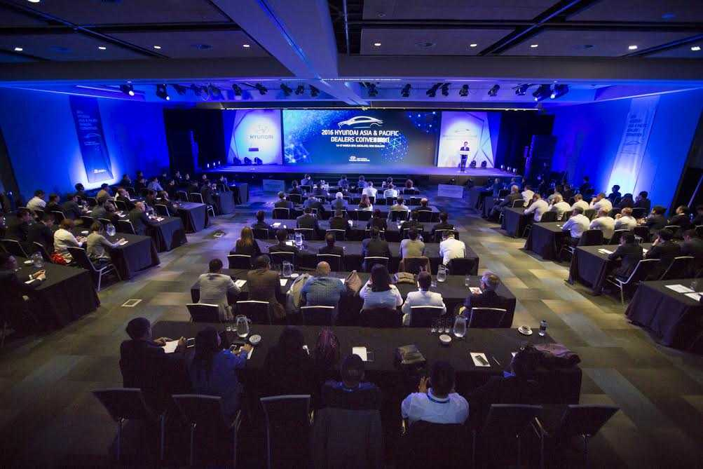 Hội nghị Nhà phân phối châu Á - Thái Bình Dương diễn ra từ 14 đến 17/3/2015 tại New Zeland