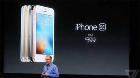 iPhone SE đang