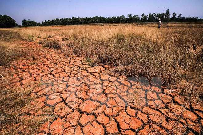 Tình hình xâm nhập mặn khủng khiếp hiện nay ở ĐBSCL là bài học trong việc sử dụng nguồn nước ngọt cho người Việt Nam