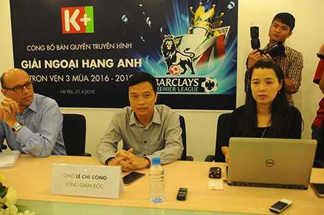 K+ coi bản quyền Premier League là yếu tố sống còn trong chiến lược kinh doanh