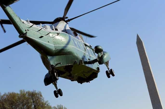 Chiếc trực thăng này có khả năng bay với tốc độ hơn 220 km/h