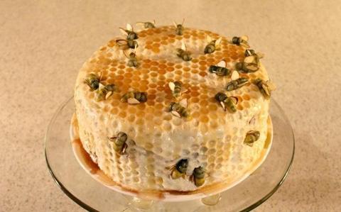 Đây có lẽ là hình chiếc bánh giúp nhiều người dễ nuốt trôi hơn thay vì những hình thù kỳ dị kia. (Nguồn: telegraph)