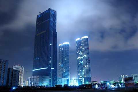 Lại bất ngờ với chủ nhân thực sự của tòa nhà cao nhất Việt Nam