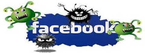 Facebook sẽ trở thành tai họa nên chúng ta không biết giữ mình. Ảnh Metro