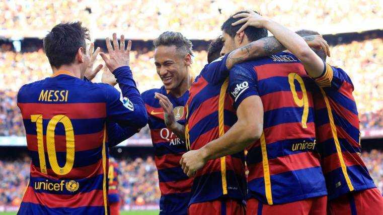 Barca có vượt qua cú sốc Real Madrid?