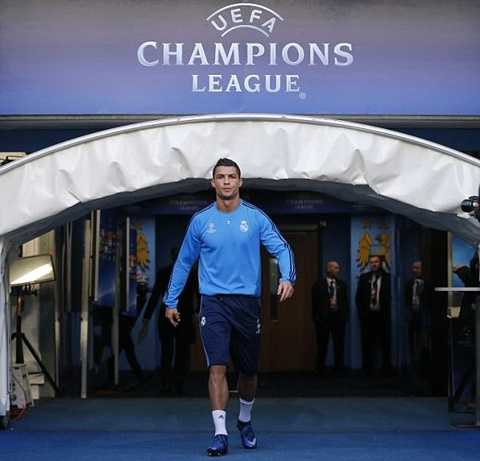 Ronaldo gần như sẽ ra sân đêm nay