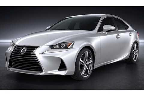 Hệ động lực của mẫu sedan Lexus IS 2017 sẽ hoàn toàn không có sự thay đổi gì so với phiên bản cũ. Chiếc IS200t