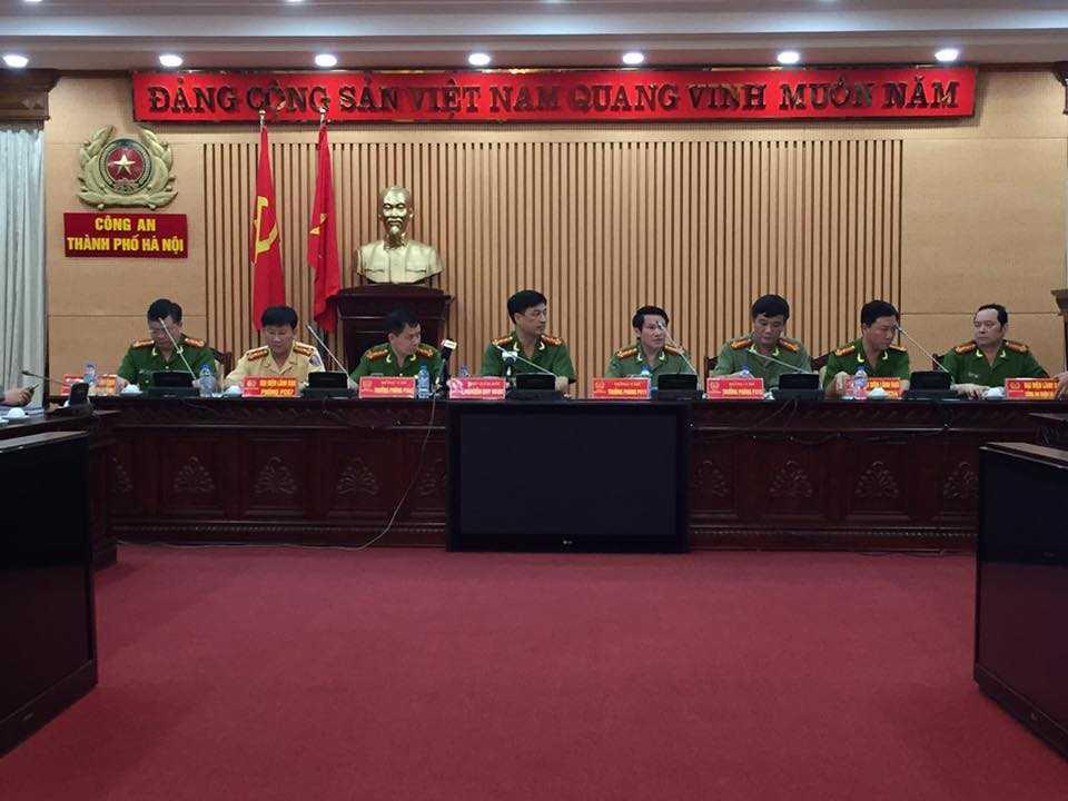 Công an thành phố Hà Nội công bố thông tin vụ trộm vàng gây chấn động dư luận.