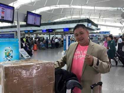 Minh Béo đã bị cảnh sát Mỹ