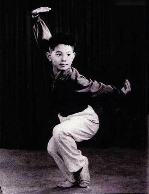 Lý Liên Kiệt có năng khiếu võ thuật bẩm sinh.