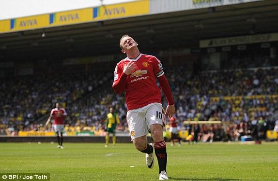 Rooney kiến tạo cho Mata ghi bàn
