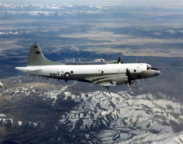 Máy bay trinh sát của Mỹ