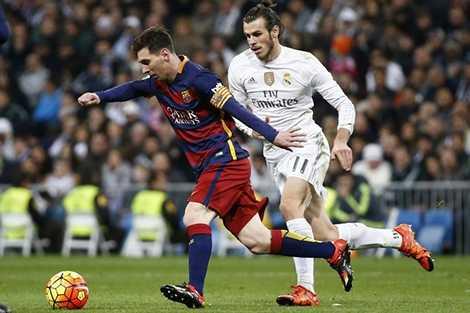 Messi vẫn tỏa sáng đều đặn trong các trận El Clasico