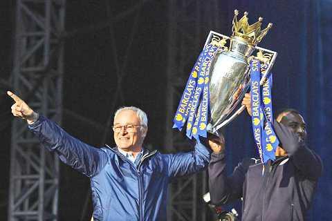 Leicester của Ranieri sẽ trở thành mục tiêu tấn công ở mùa giải tới
