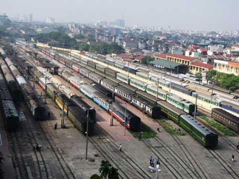 mua toa xe đã qua sử dụng từ Trung Quốc của Tổng công ty Đường sắt VN