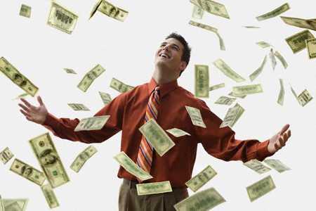 Muốn làm giàu phải kinh doanh và tìm kiếm khách hàng.