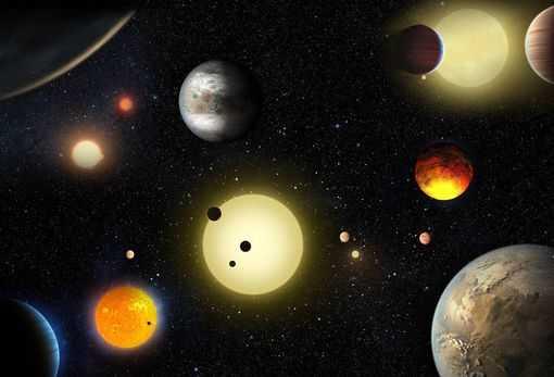 Kính thiên văn vũ trụ Kepler đã tìm ra được 1.284 hành tinh ngoài hệ Mặt trời