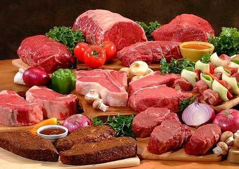 Trong thịt sống có chứa nhiều vi khuẩn có hại cho sức khỏe đặc biệt là sán