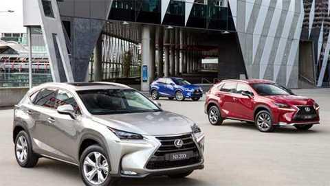 Các mẫu xe SUV mới ngày càng được trang bị công nghệ hiện đại