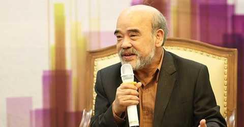 GS.TSKH Đặng Hùng Võ, nguyên Thứ trưởng Bộ Tài nguyên và Môi trường