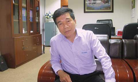 Ông Nguyễn Quốc Hiệp, Chủ tịch CTCP Đầu tư bất động sản Toàn cầu GP. Invest