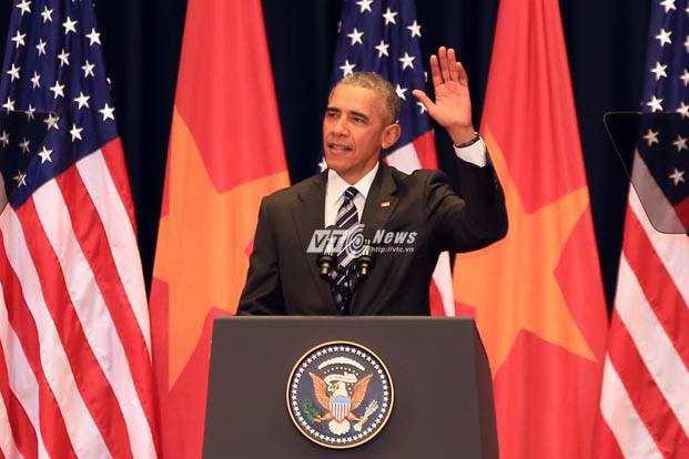 Tổng thống Obama đọc Kiều tại buổi phát biểu