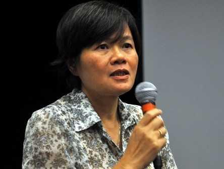 NSND, đạo diễn Phạm Nhuệ Giang.