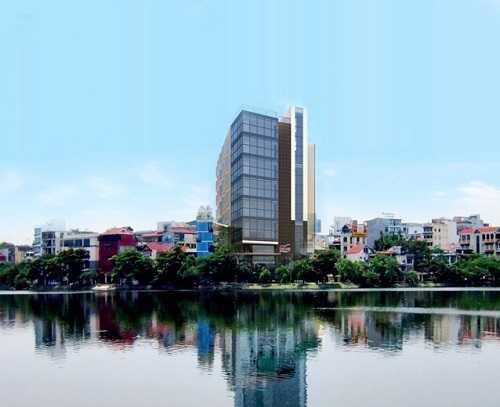 Bệnh viện có cơ sở mới tại Trích Sài.