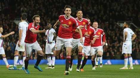 Chiến thắng trước C. Palace làm sống lại hi vọng dự Champions League của MU