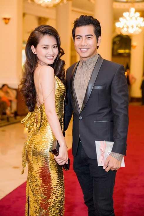 Ngọc Lan - Thanh Bình hiện là một trong những cặp đôi đẹp trong làng giải trí