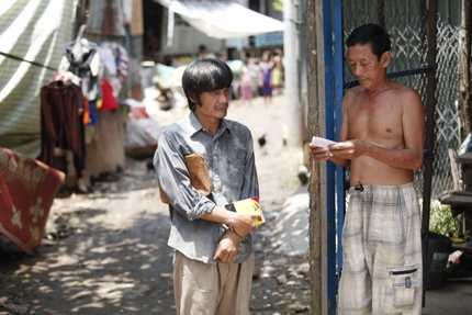 Dù vất vả bố Ngọc Trinh cũng không muốn con gái mình lấy chồng Đài Loan