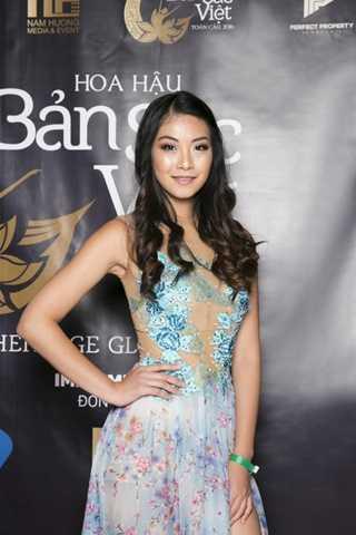Thí sinh Jenny Nguyen – SBD 21