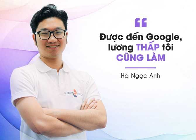 Hà Ngọc Anh hiện là CEO của Student Life Care, từng làm việc và là top seller của Vodafone thị trường Australia.