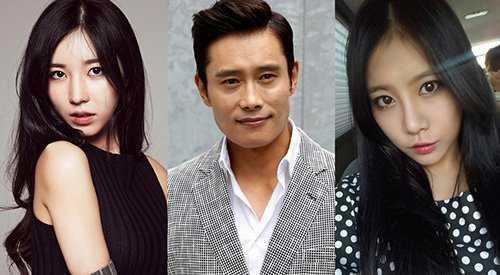 Lee Byung Hun bị tai tiếng vì những câu nói   khêu gợi với hai người đẹp Dahee và Lee Ji Yeon, từ đó kéo theo nhiều hệ   lụy bị tống tiền