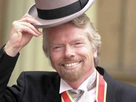Richard Branson - nhà chăm sóc động vật và cây cối. Richard Branson được người ta nhớ đến với hình ảnh một tỷ phú thành công với Tập đoàn Virgin. Tuy nhiên, ít ai biết được rằng ông đã bộc lộ