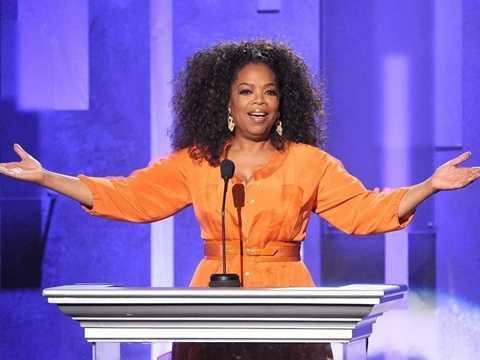 Oprah Winfrey - người bán hàng tạp hóa. Trước khi xây dựng một đế chế truyền thông hàng đầu thế giới,
