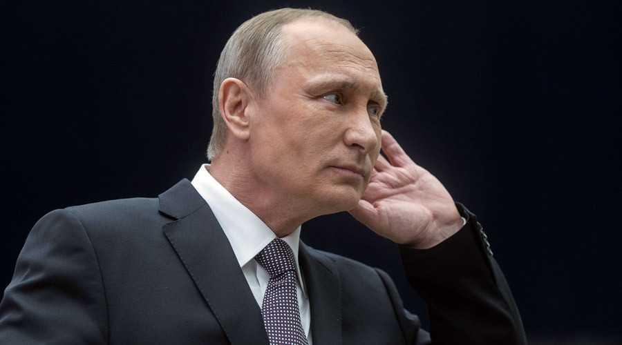 Tổng thống Nga Putin luôn biết cách đùa tinh tế