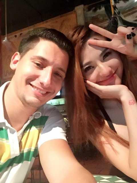 Kristian Yordanov góp mặt trong cuộc thi Bước nhảy hoàn vũ từ mùa đầu tiên, và từng là bạn nhảy của nhiều người đẹp như Maya, Angela Phương Trinh.