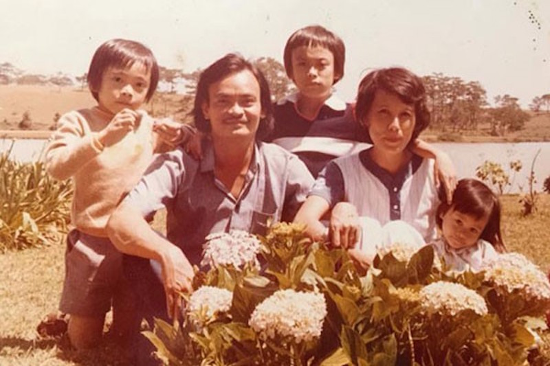 Nhạc sỹ Thanh Tùng nổi tiếng là người đào hoa, đa tình và rất mực tài ba.