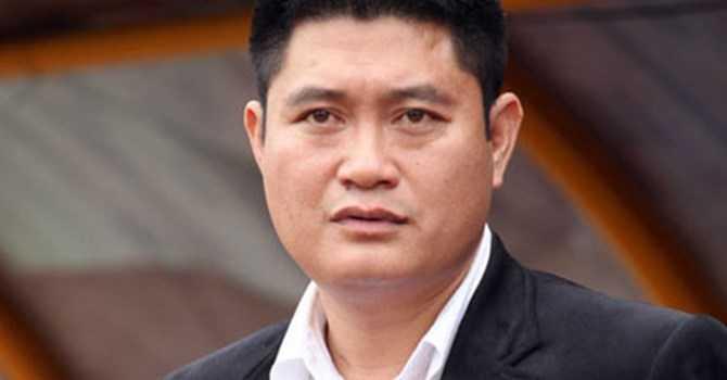 Ông Nguyễn Đức Thụy từng đầu tư vào bóng đá, chứng khoán nhưng đều không thành công.