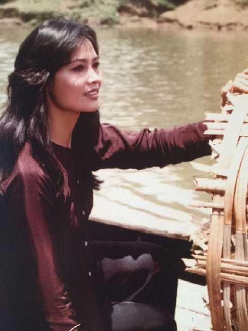 NSND Minh Châu khi hóa thân thành nhân vật Nguyệt trong phim