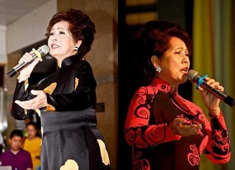 """Lần đầu tiên danh ca Phương Dung tham gia cùng chương trình """"Mang âm nhạc đến bệnh viện""""."""