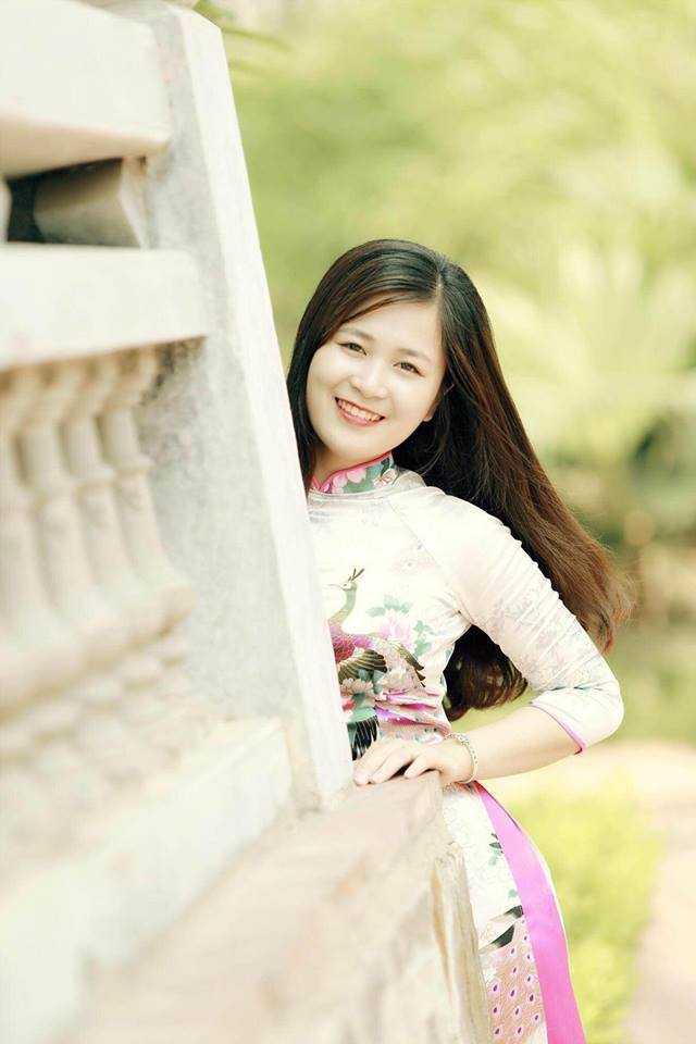 Nữ sinh đến từ Phú Thọ mong muốn tương lai trở thành một thẩm phán giỏi